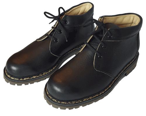 Lavitus-Juchten-Boots-schwarz