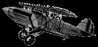 Flugzeug-Richthofen