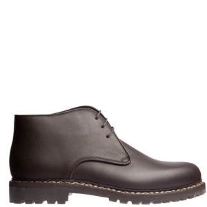 Laszlo Derby Boots dunkelbraun