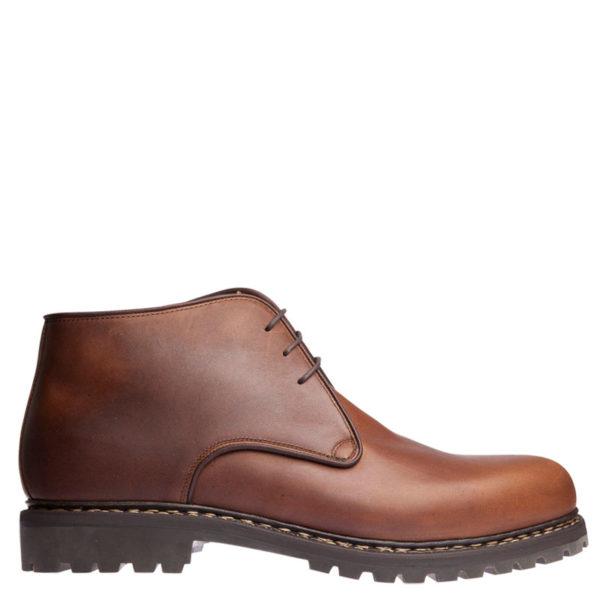 Laszlo Derby Boots braun